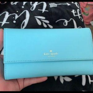 Kate Spade iPhone wallet
